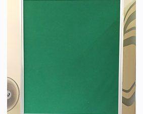 Bảng ghim khung nhôm mã BCDGV-1218